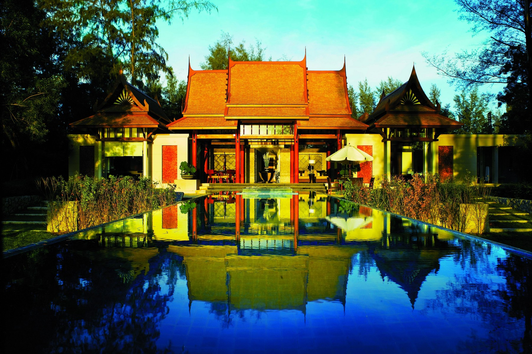 sales property at Luxury Pavilion-style Villa