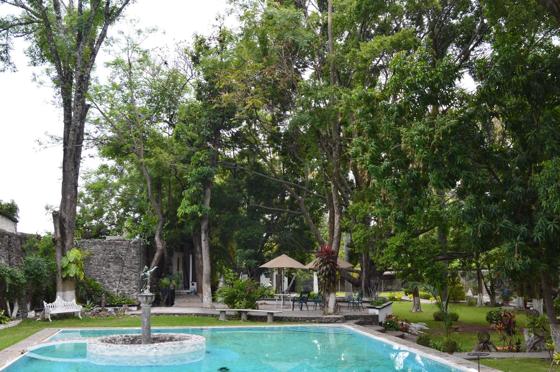 sales property at Quinta San Agustin, Chiconcuac, Morelos