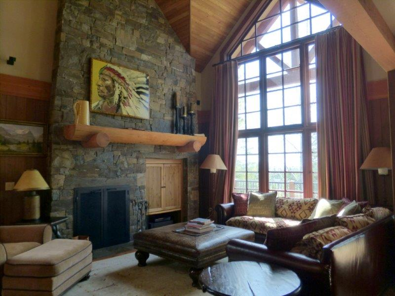 Property For Sale at Iron Horse Cabin Overlooking the 18th Fairway
