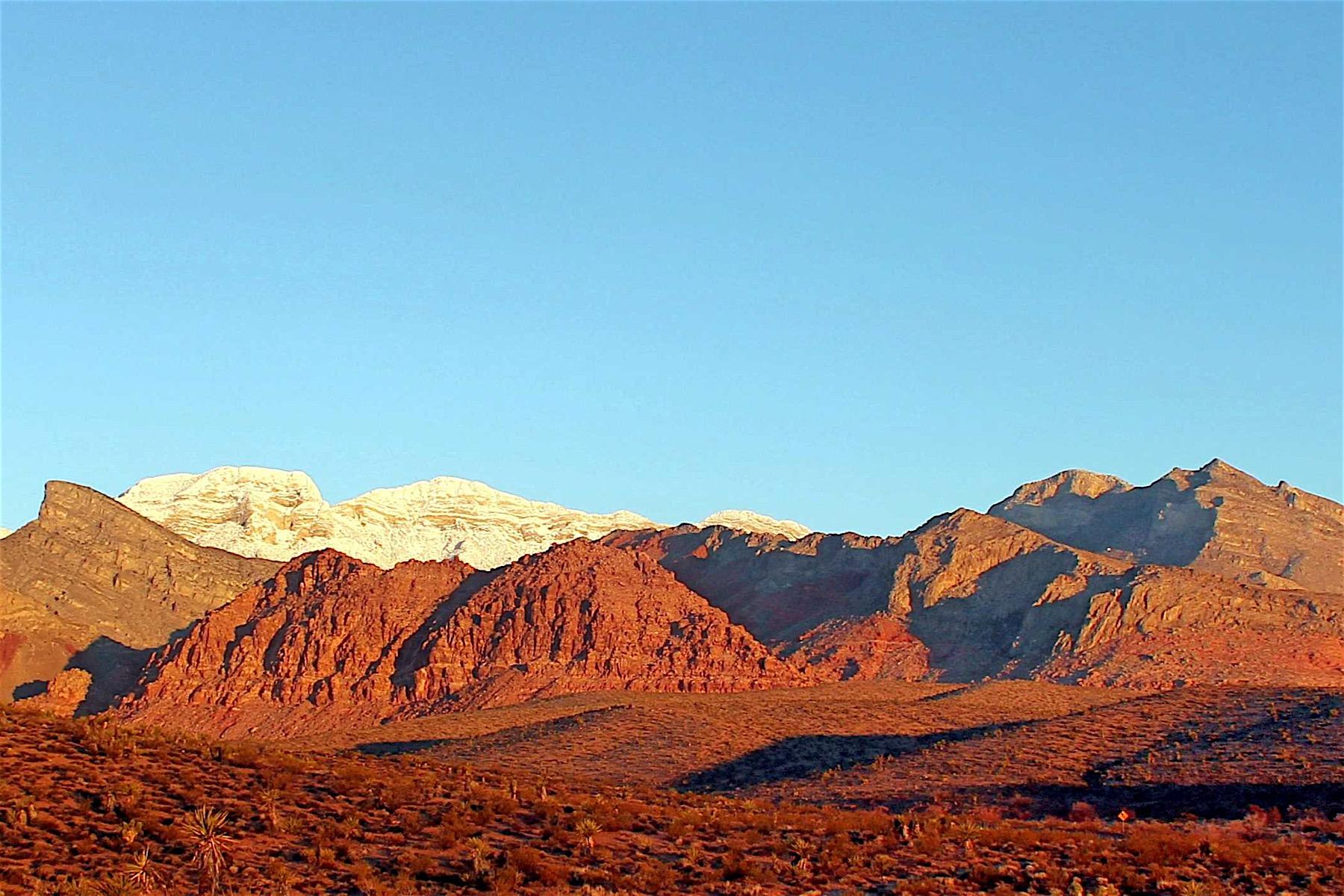 Земля для того Продажа на The Crown Jewel of Calico Basin Lot #1 on Sandstone Drive Las Vegas, Невада, 89161 Соединенные Штаты