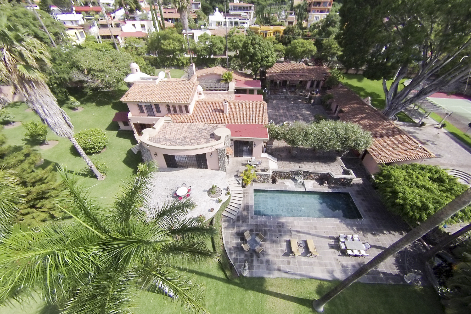 Property For Sale at Hacienda La Mina, luxury property for sale in Ajijic