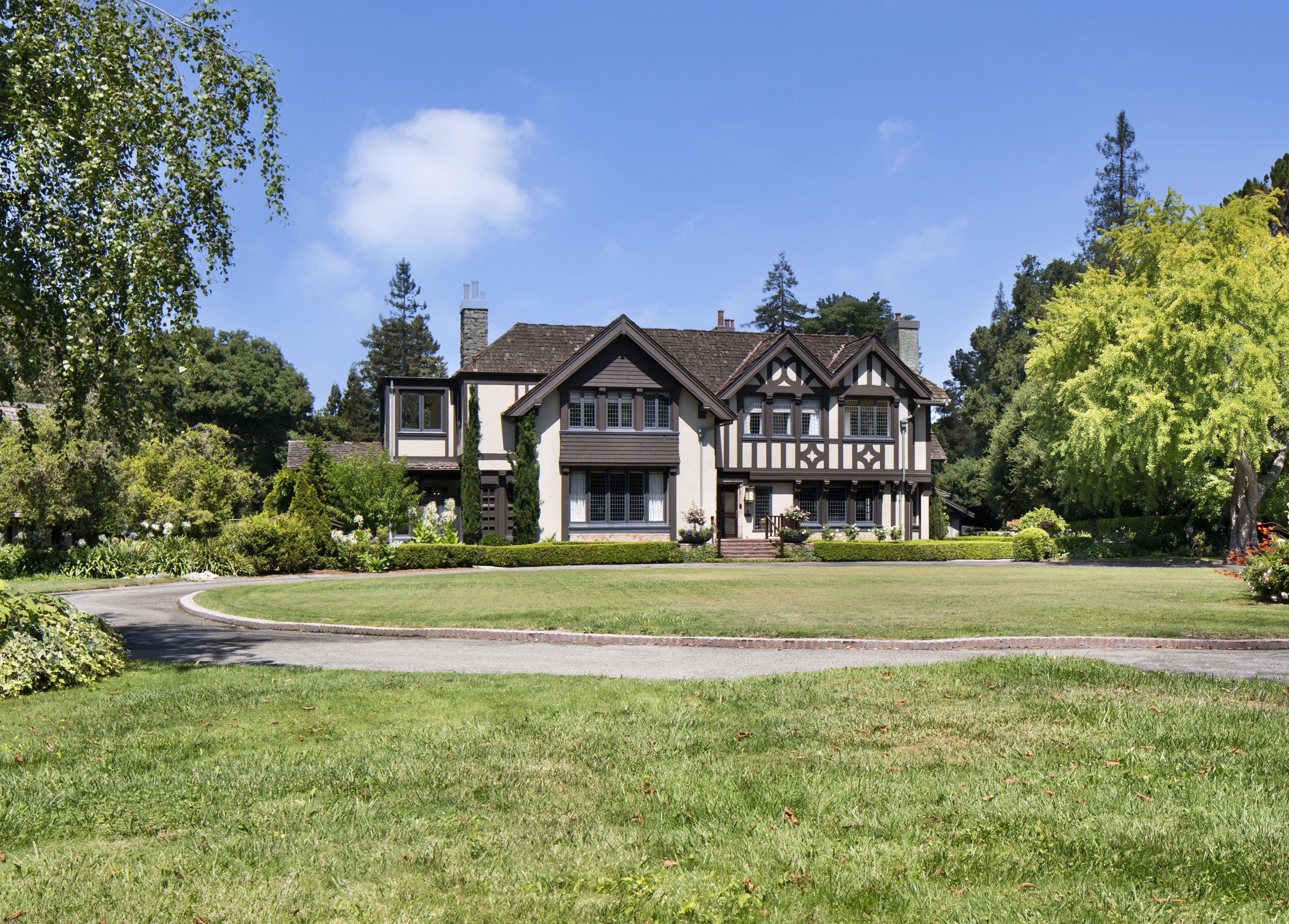 Single Family Home for Sale at 2-Acre West Atherton Estate 120 Selby Ln Atherton, California 94027 United States