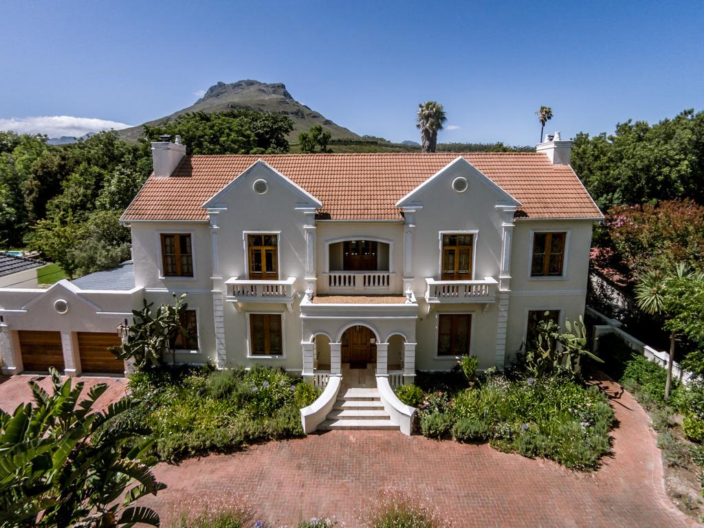 Einfamilienhaus für Verkauf beim Stellenbosch Stellenbosch, Westkap 7600 Südafrika
