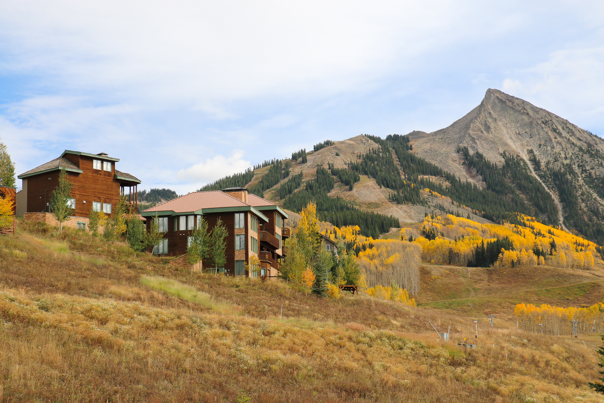 Single Family Home for Sale at The Crested Butte Retreat 39 Whetstone Road Crested Butte, Colorado 81225 United States