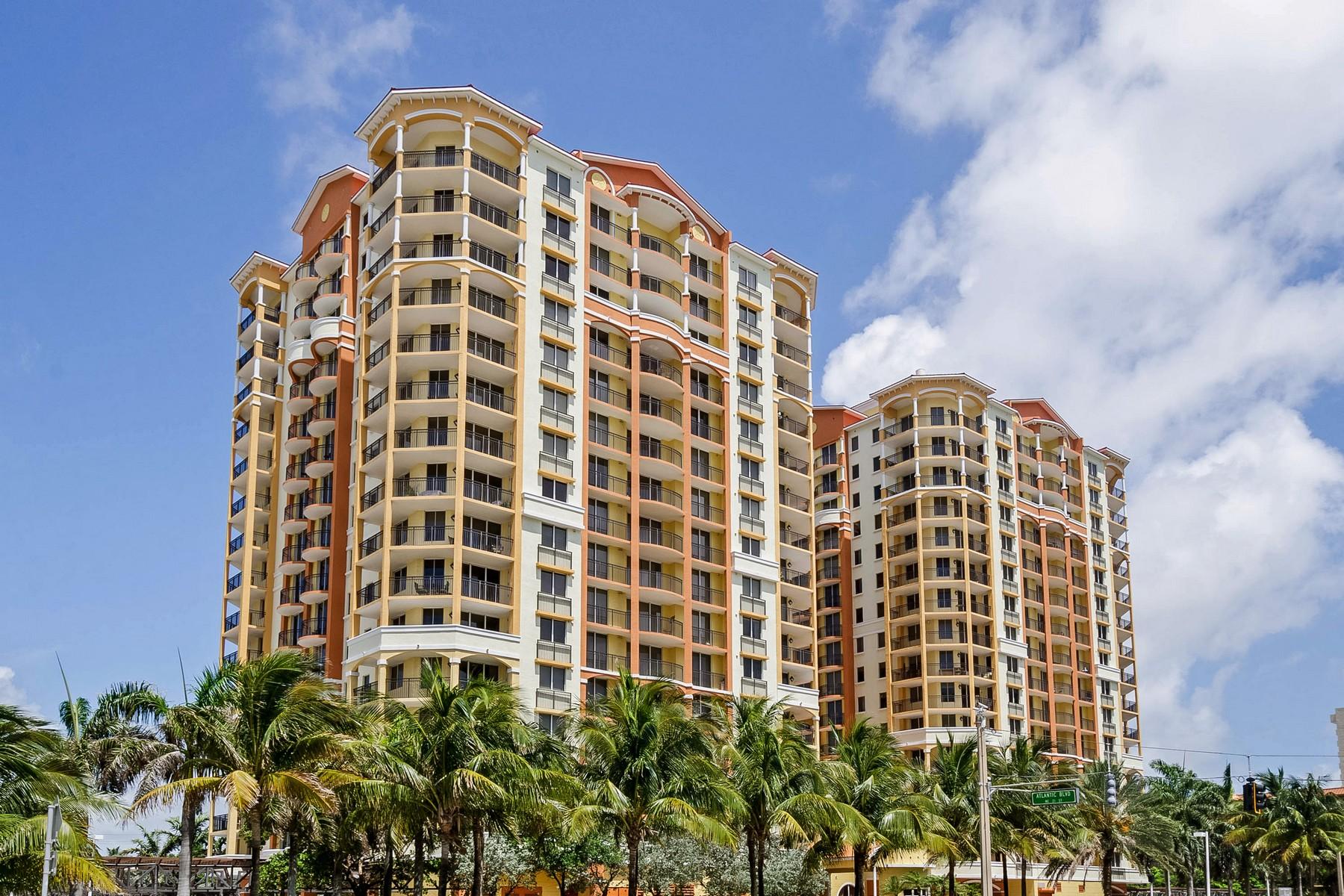 Condominium for Sale at Vue 2001 N Ocean Blvd. #702 Fort Lauderdale, Florida 33305 United States