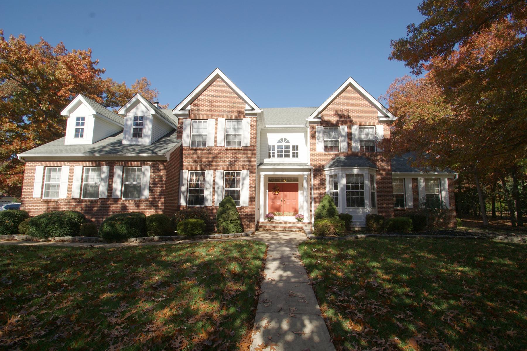 Maison unifamiliale pour l Vente à Beautiful North Dover Home 241 Medjay Lane Toms River, New Jersey, 08755 États-Unis