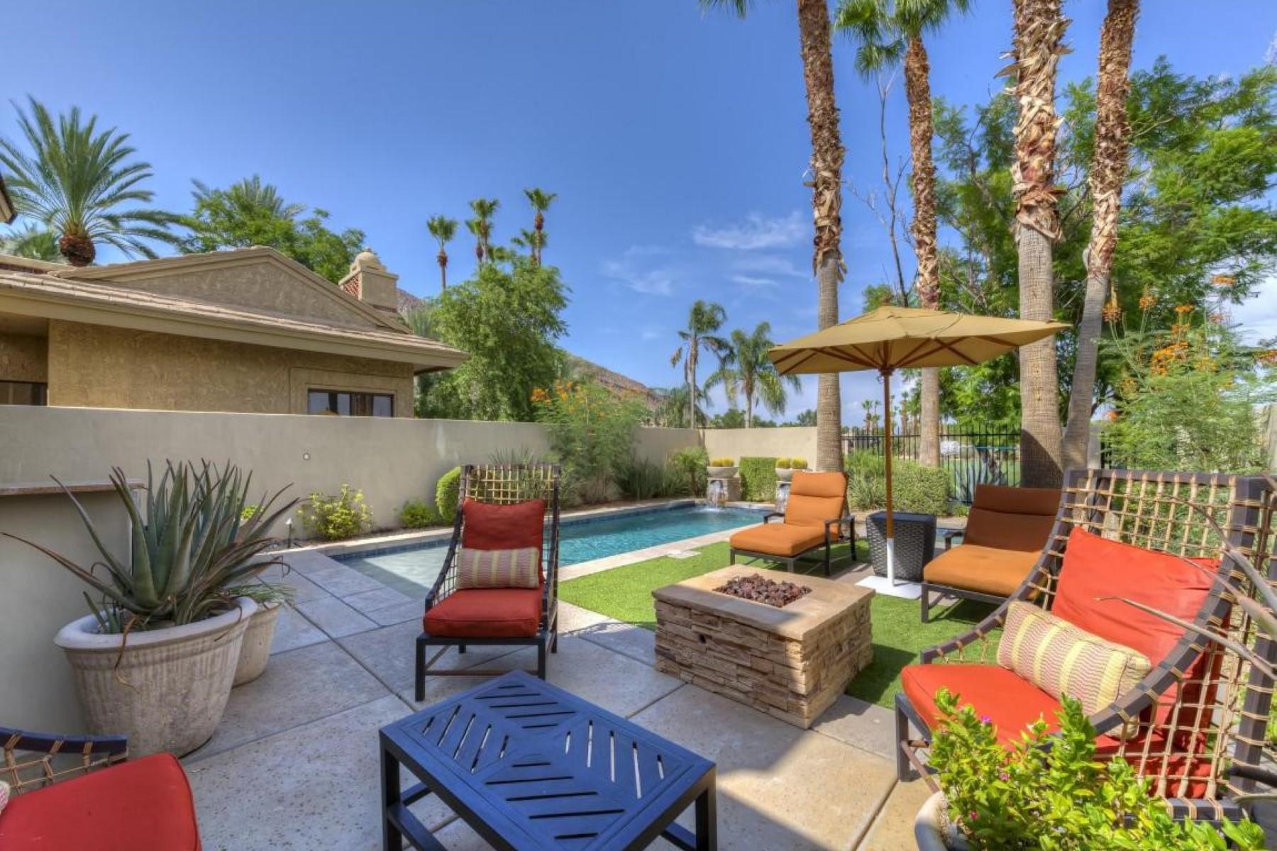 Maison unifamiliale pour l Vente à Luxurious home at the Phoenician Residence Club 4531 N Phoenician Blvd #7702 Phoenix, Arizona, 85018 États-Unis