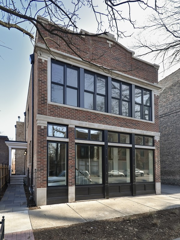 Single Family Home for Sale at Custom Luxurious Single Family Home 1930 N Kenmore Avenue Lincoln Park, Chicago, Illinois 60614 United States