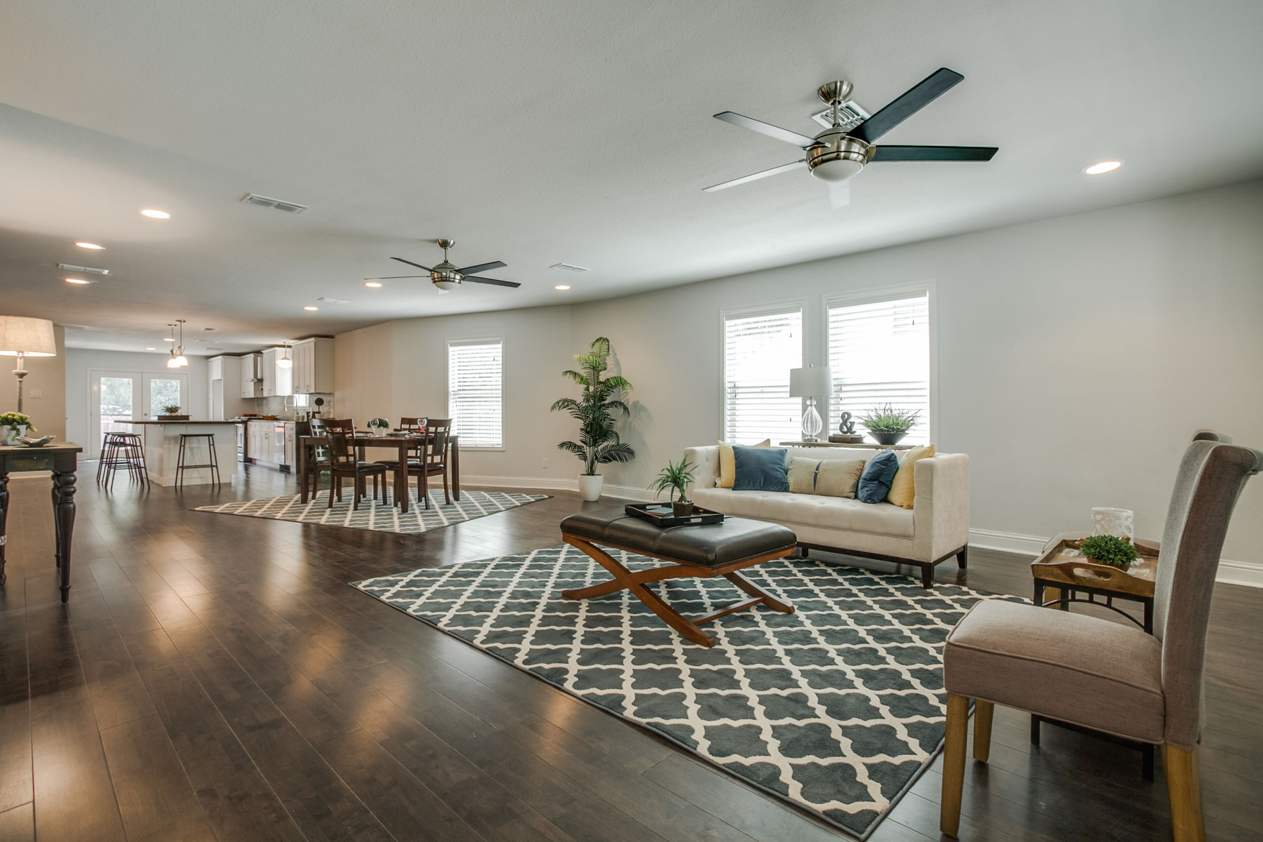 Single Family Home for Sale at Totally Remodelled, Trendy Little Forest Hills 8646 San Leandro Drive Dallas, Texas, 75218 United States