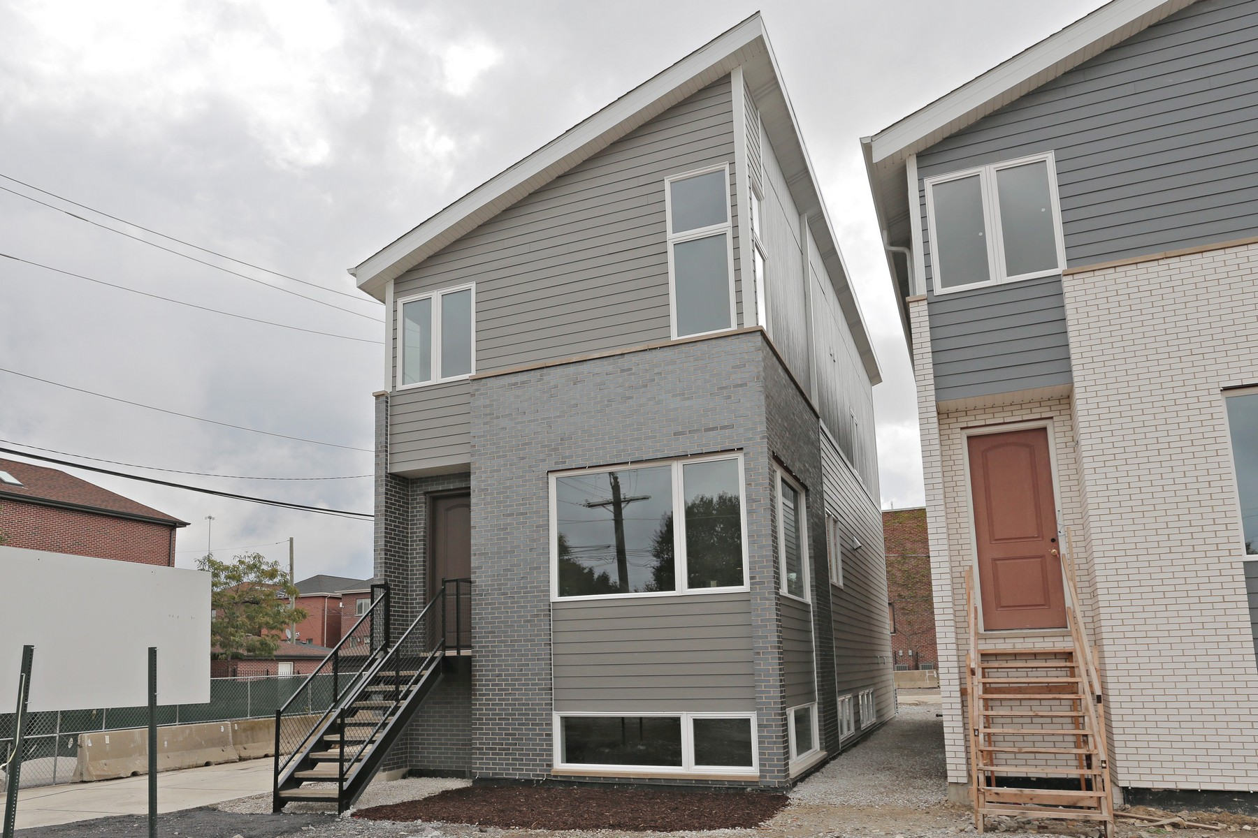 Maison unifamiliale pour l Vente à Modern Bridgeport Home 2905 S Hillock Avenue Bridgeport, Chicago, Illinois, 60608 États-Unis