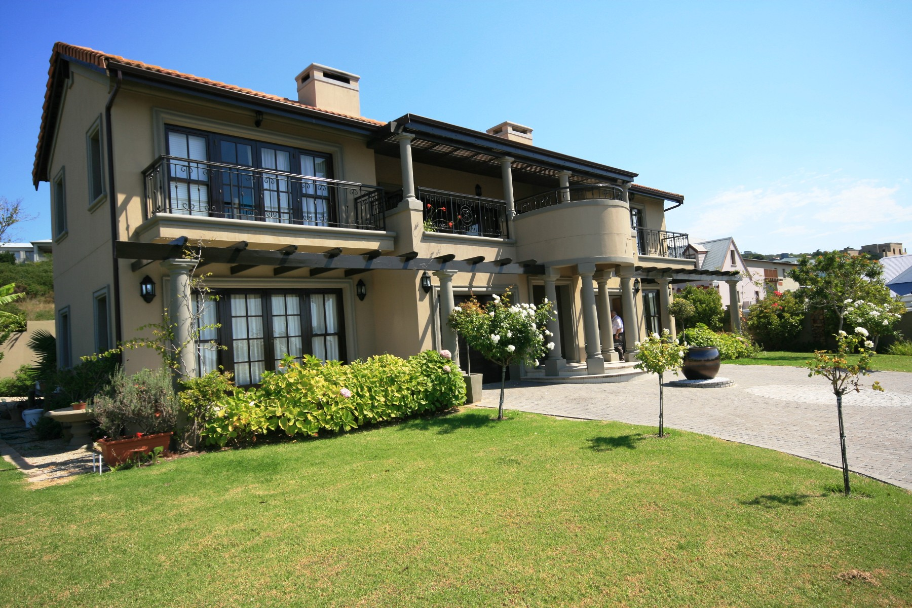 Single Family Home for Sale at A HOME OF DISTINCTION Plettenberg Bay, Western Cape 6600 South Africa