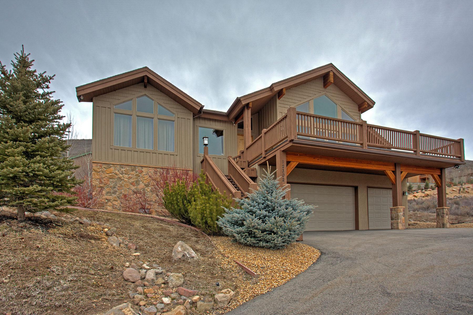 Villa per Vendita alle ore Great Home, Great Location, Great Views, Great Price 12302 N Deer Mountain Blvd Heber City, Utah 84032 Stati Uniti
