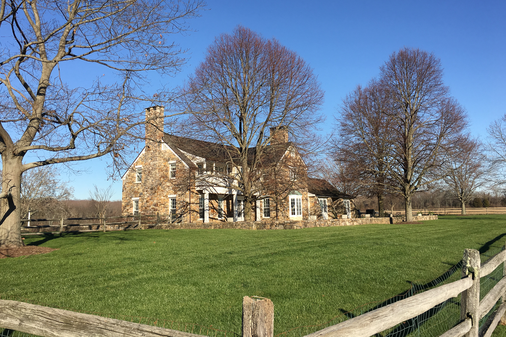Maison unifamiliale pour l Vente à Rare Opportunity - 101 Acres within Minutes of Princeton 126 Moores Mill Mount Rose Road Hopewell, New Jersey, 08525 États-Unis