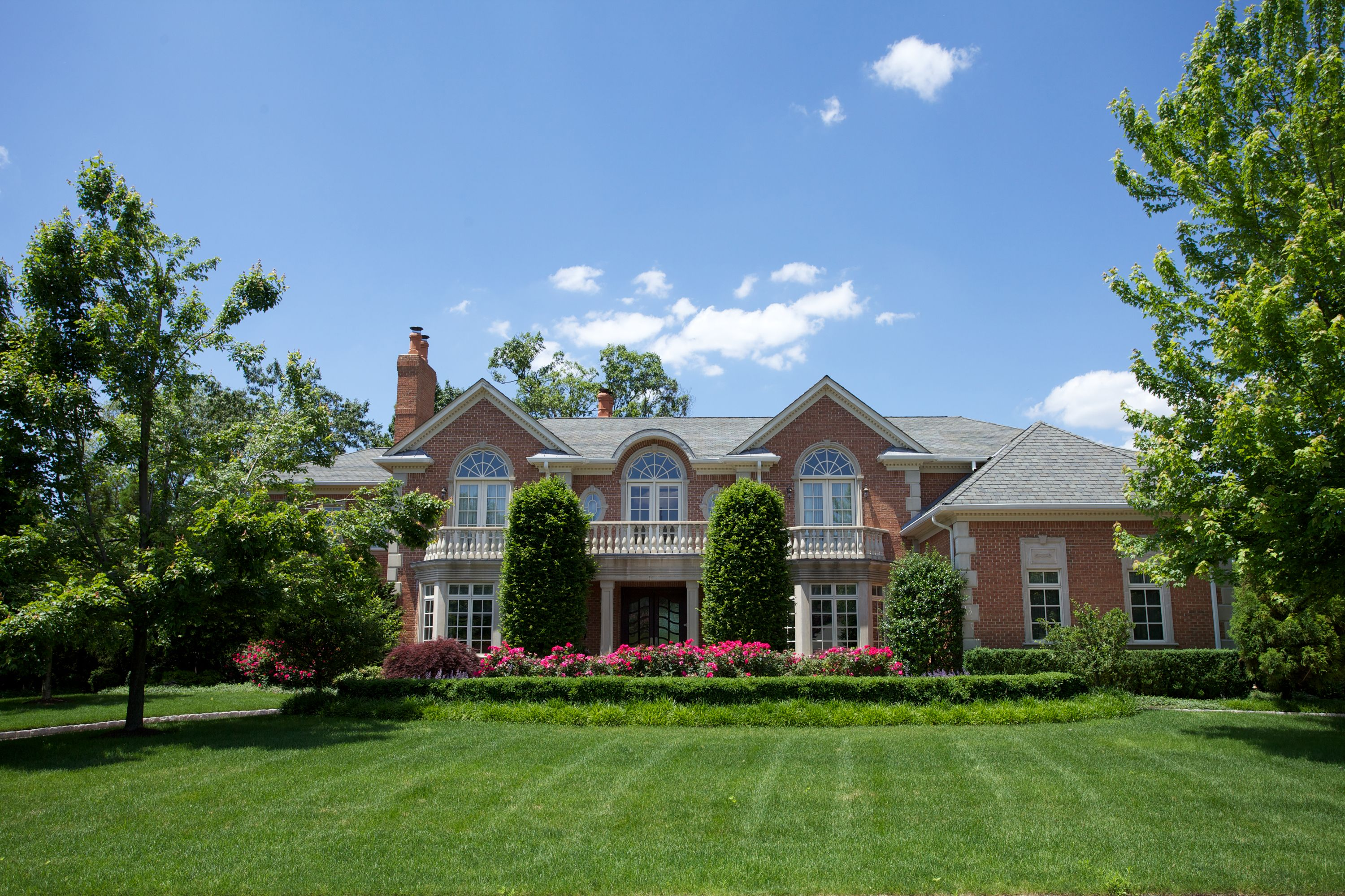 sales property at Spectacular Cresskill Colonial
