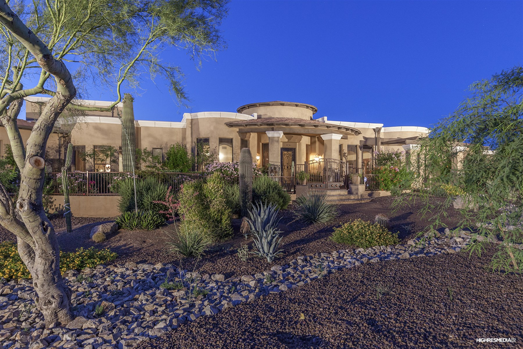 sales property at Incredible equine luxury property in N. Scottsdale.