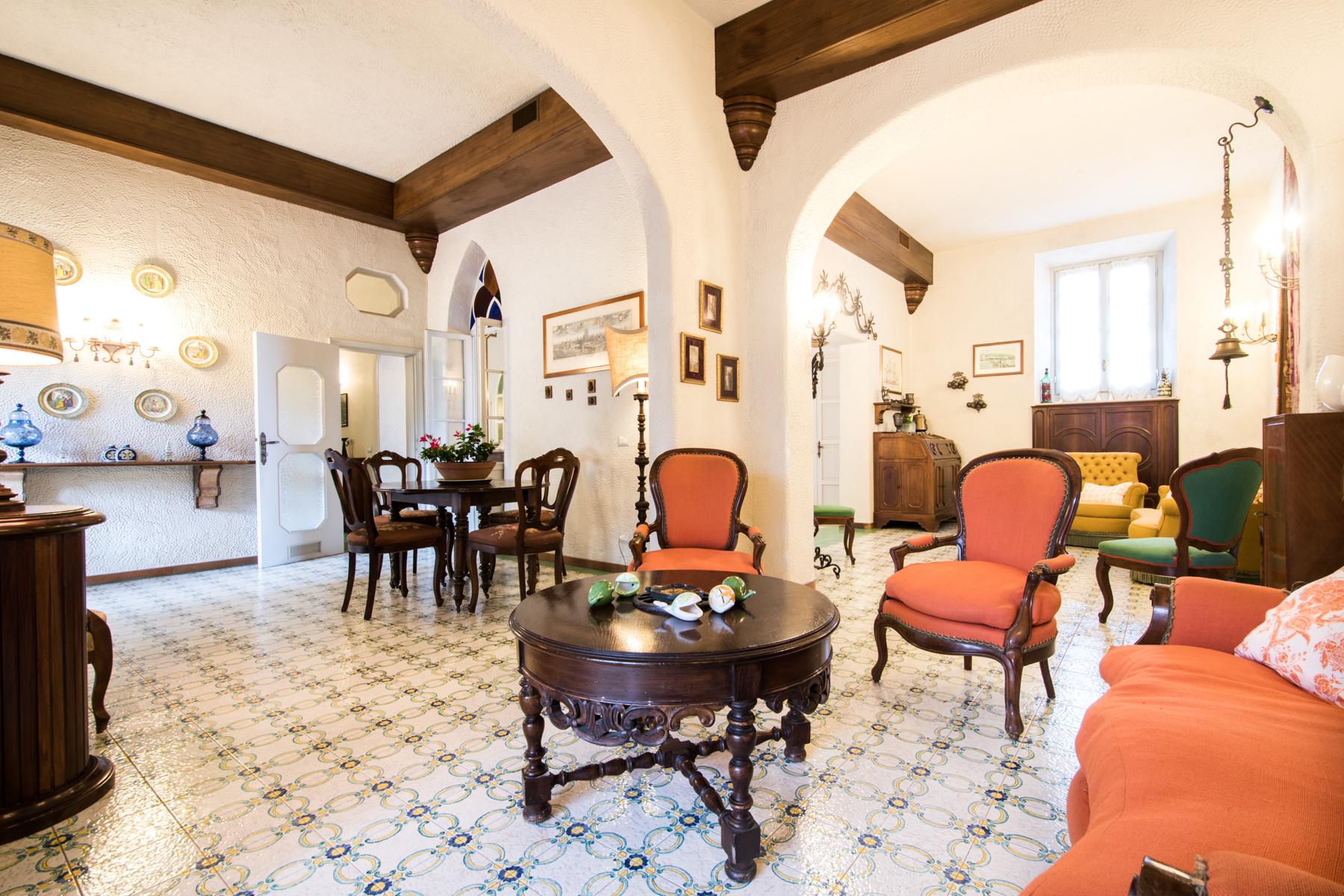 Additional photo for property listing at Beautiful Napoleon-era mansion in Elba Marciana Marina Marciana Marina, Livorno 57033 Italien