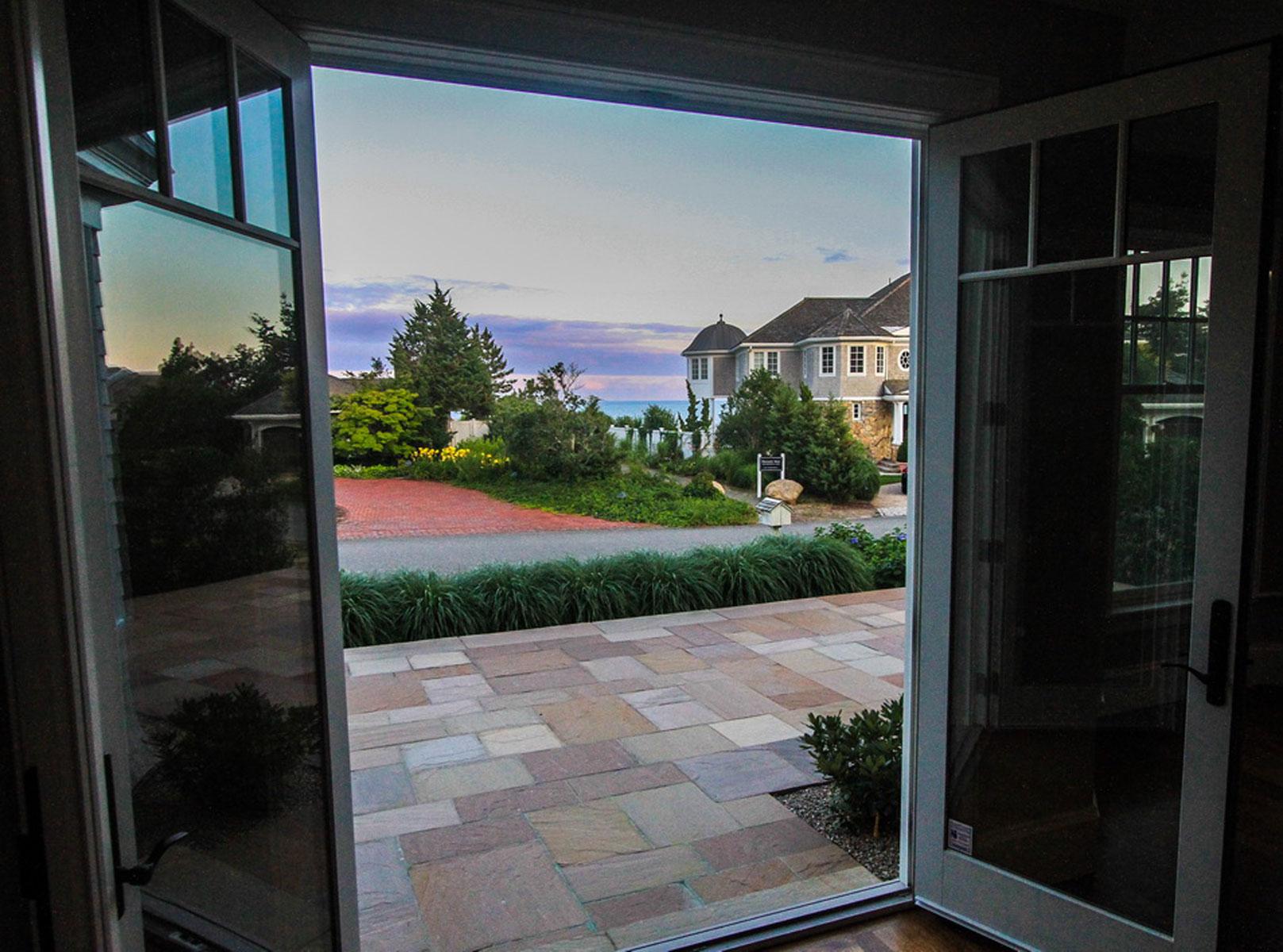 Single Family Home for Sale at TRITON SOUND SOPHISTICATED DESIGN 63 Triton Way New Seabury, Massachusetts 02649 United StatesIn/Around: New Seabury