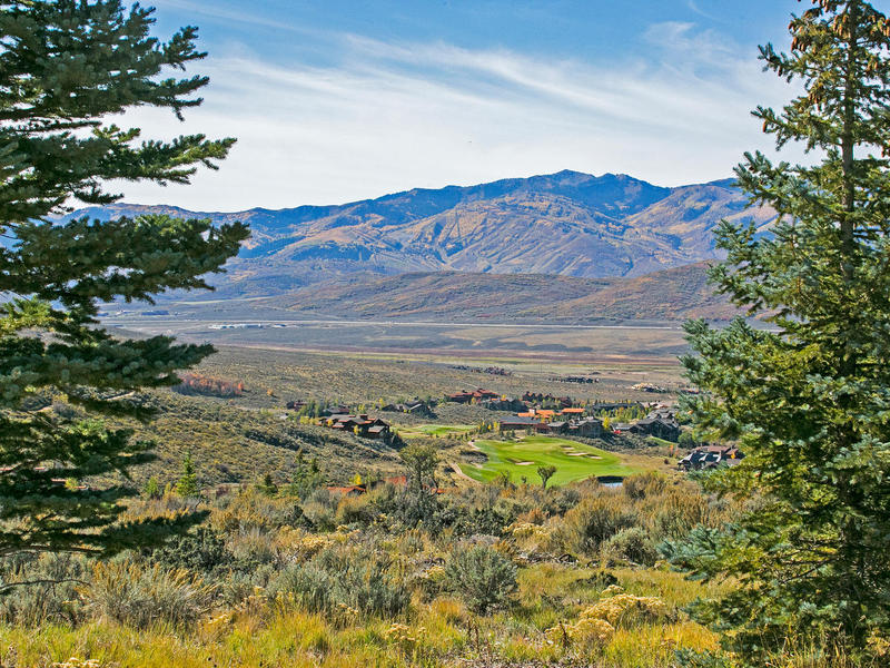 Terrain pour l Vente à 1.99 Acre Lot In Promontory 7867 Promontory Ranch Dr Lot 1 Park City, Utah 84098 États-Unis