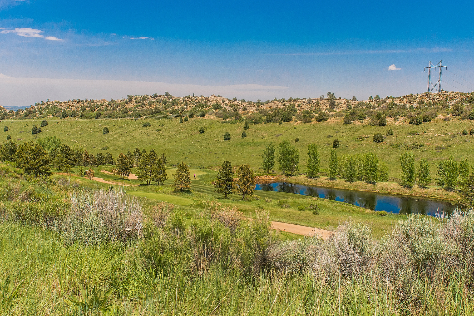 Property For Sale at Fabulous golf course custom home site