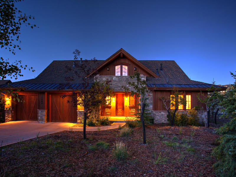 Villa per Vendita alle ore Promontory Golf Cabin 8544 Ranch Club Ct Park City, Utah 84098 Stati Uniti