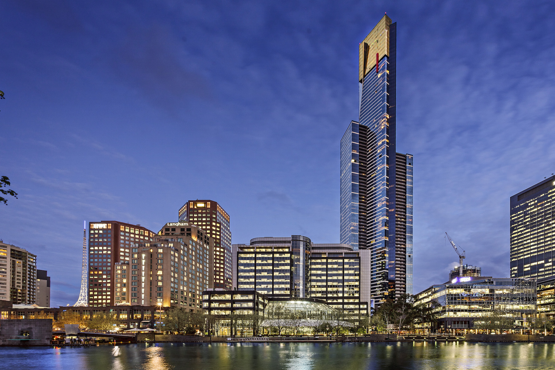 Appartamento per Vendita alle ore Penthouse Level 86 Eureka Tower Melbourne, Victoria, Australia
