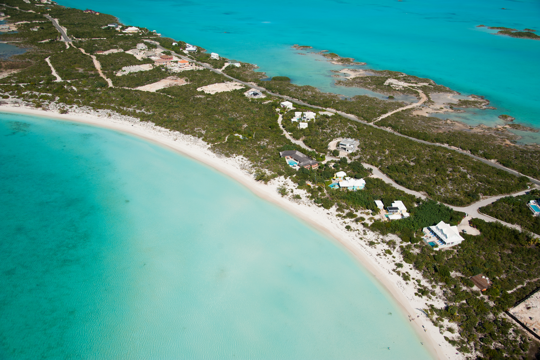 Land for Sale at Oceanview Lot on Sunset Bay Chalk Sound, Providenciales Turks And Caicos Islands