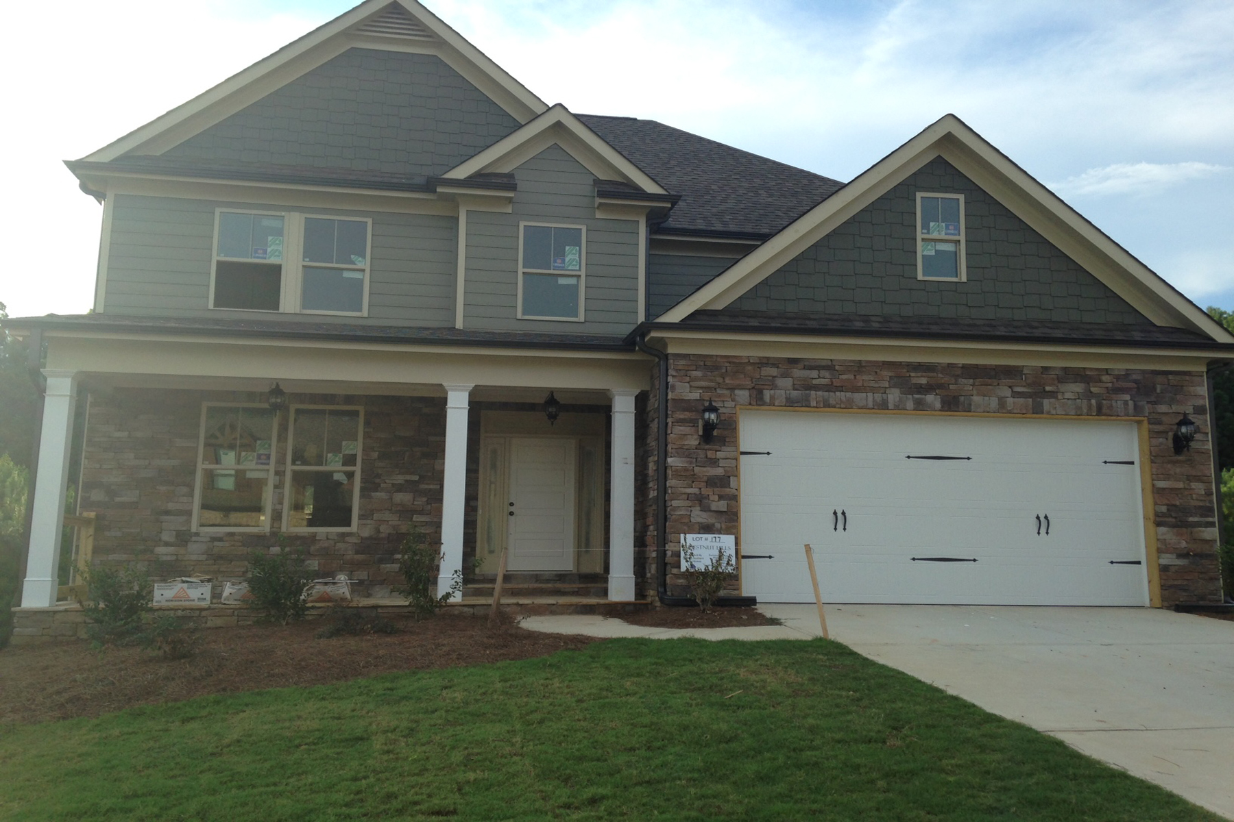Single Family Home for Active at Beautiful New Construction 496 Crimson Drive Dallas, Georgia 30132 United States