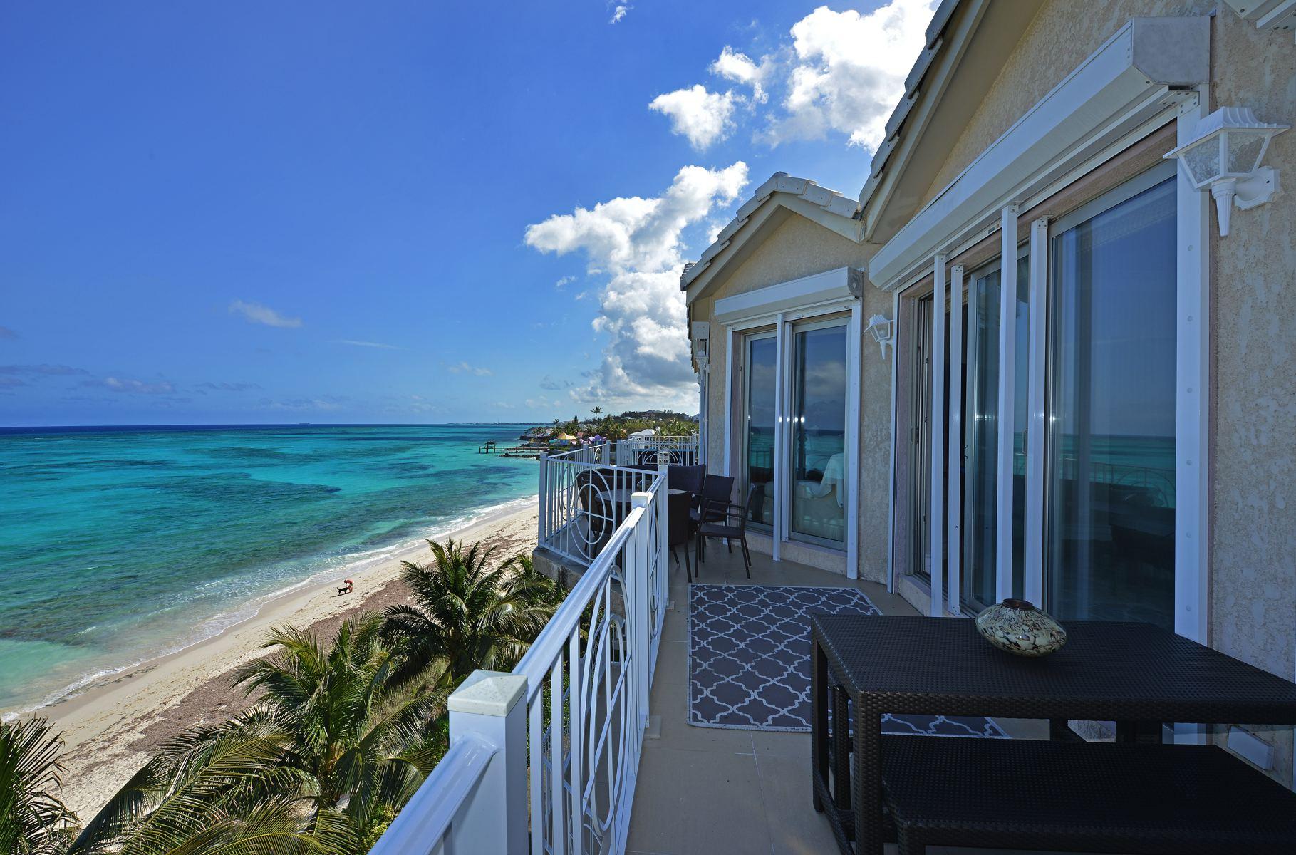 共管式独立产权公寓 为 销售 在 Love Beach Walk Penthouse Love Beach Walk Penthouse #3, Building #7 爱情海滩, 新普罗维登斯/拿骚 0 巴哈马