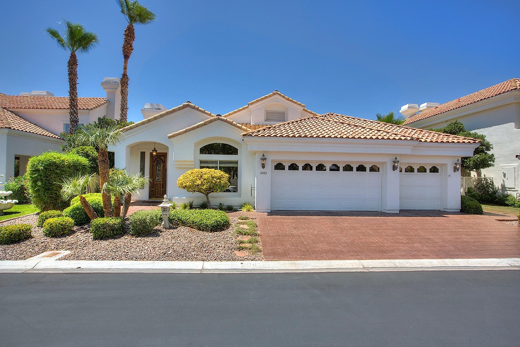 Nhà ở một gia đình vì Bán tại 2981 Harbor Cove Dr Las Vegas, Nevada 89128 Hoa Kỳ