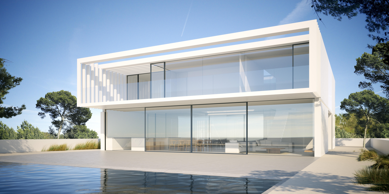 Nhà ở một gia đình vì Bán tại Project to build a house with views on first line of the beach Pals, Costa Brava 17256 Tây Ban Nha