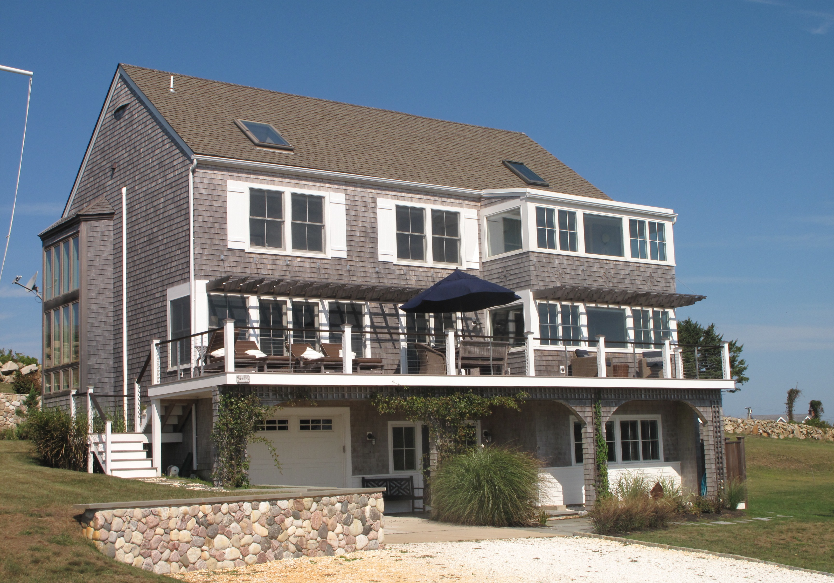 Single Family Home for Sale at Coastal Retreat 1178 Corn Neck Road Block Island, 02807 United States