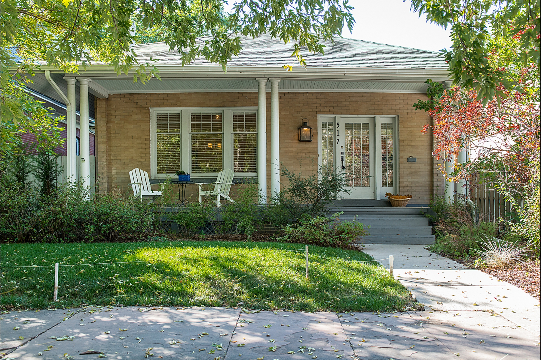 Single Family Home for Sale at Charming bungalow with fabulous upgrades in the heart of the city! 517 North Downing Street Denver, Colorado 80218 United States