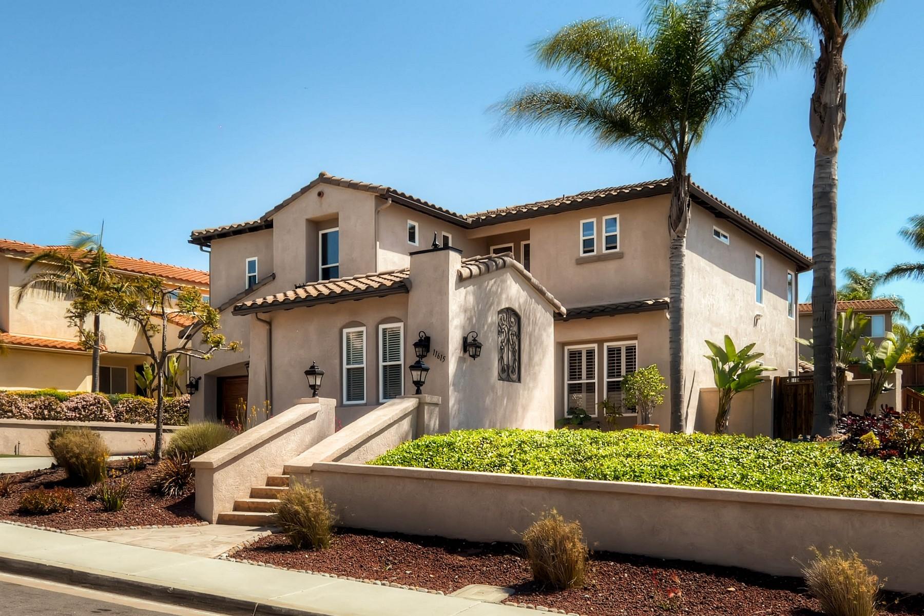 Single Family Home for Sale at 11615 Alderhill San Diego, California 92131 United States