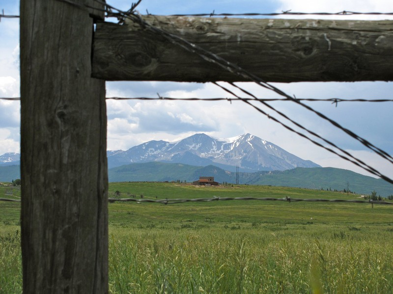 Terrain pour l Vente à Perfect Views 0700 Green Meadow Drive Carbondale, Colorado 81623 États-Unis