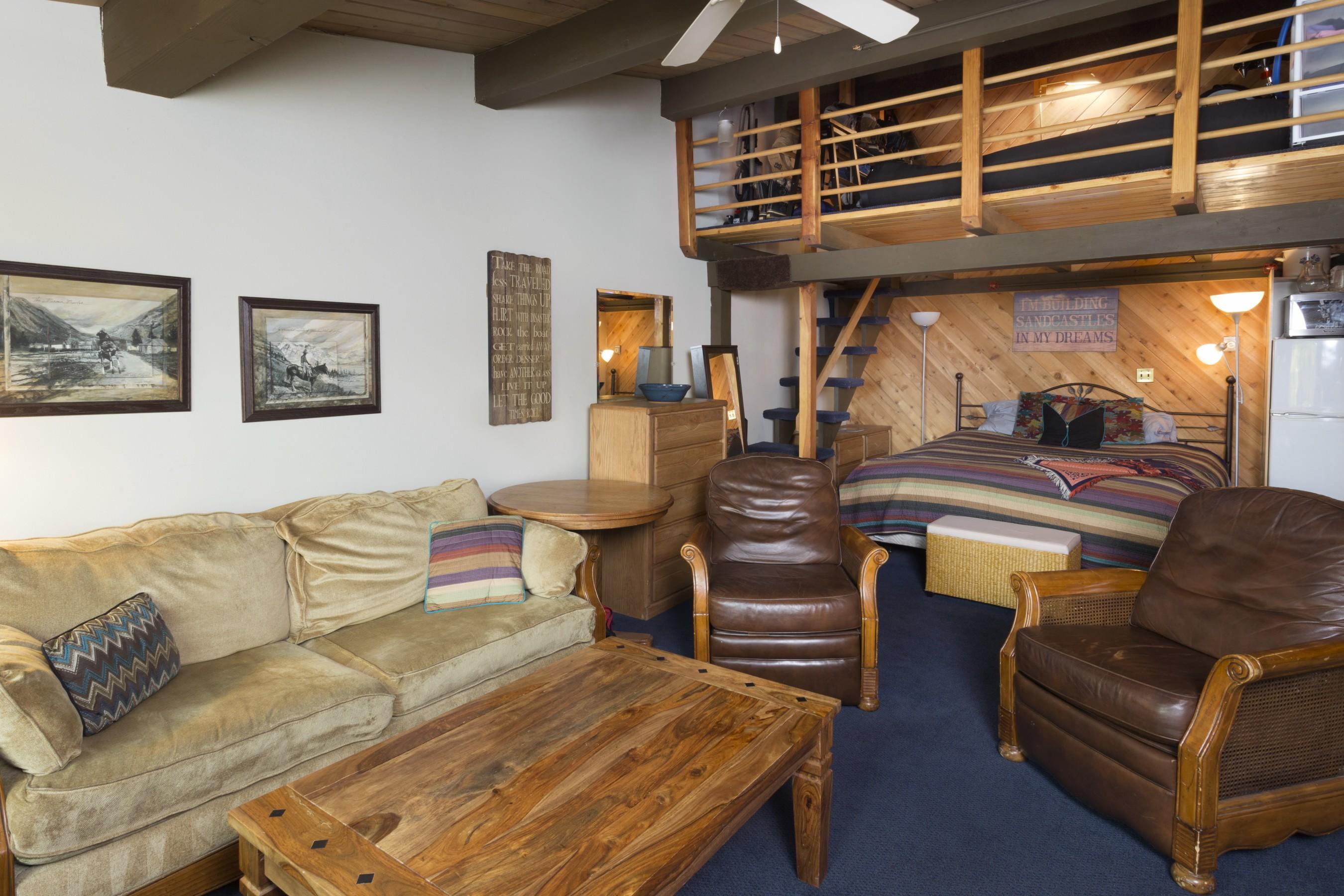 Appartement en copropriété pour l Vente à Aspenwood L-12 600 Carriage Way Aspenwood L-12 Snowmass Village, Colorado, 81615 États-Unis