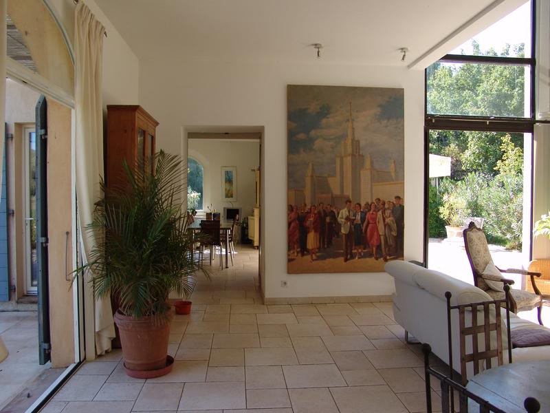 Single Family Home for Sale at Exceptionelle maison à vivre Aix-En-Provence, Provence-Alpes-Cote D'Azur France