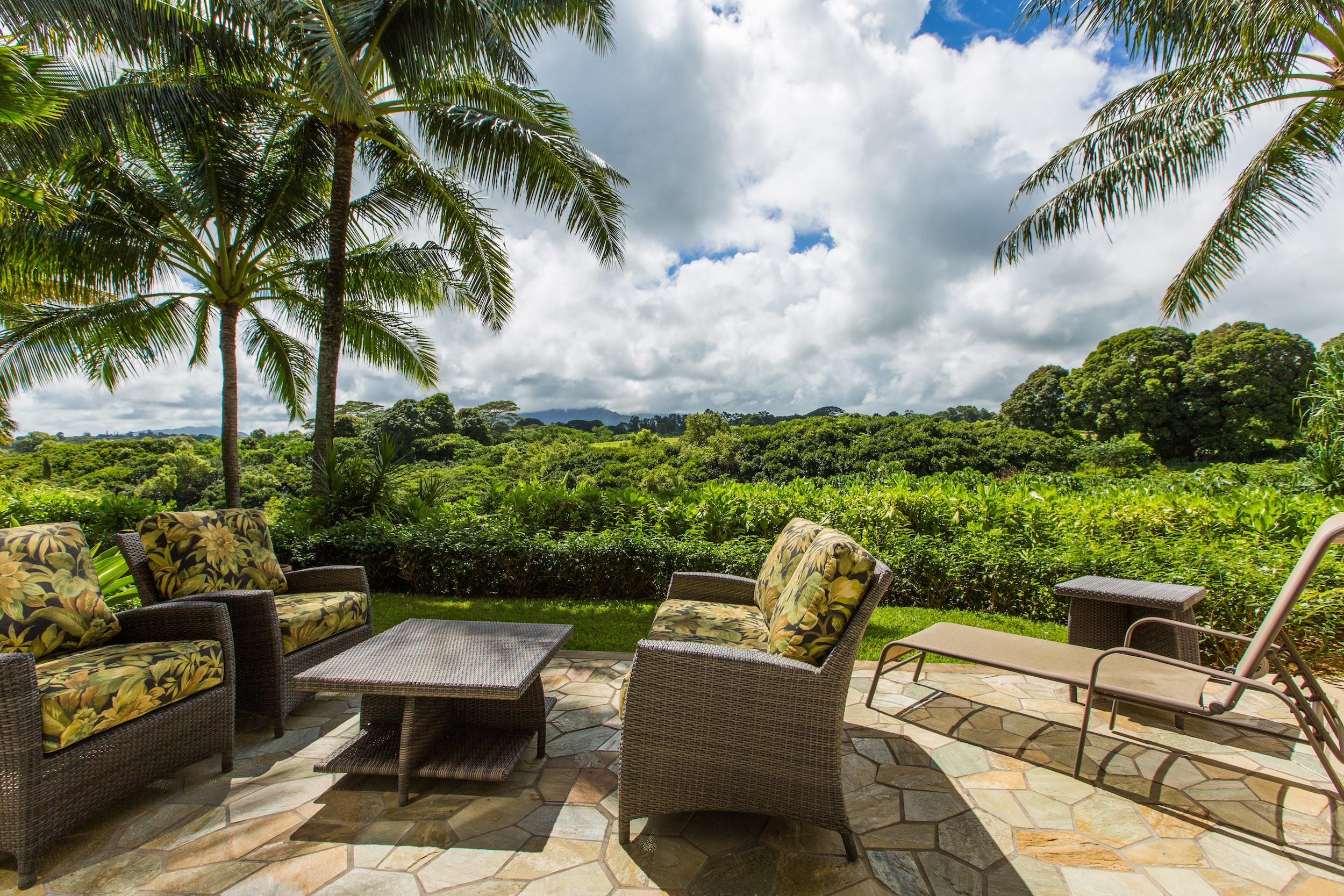 Eigentumswohnung für Verkauf beim Ka'iulani #2 4100 Queen Emma Dr. #2 Princeville, Hawaii, 96722 Vereinigte Staaten