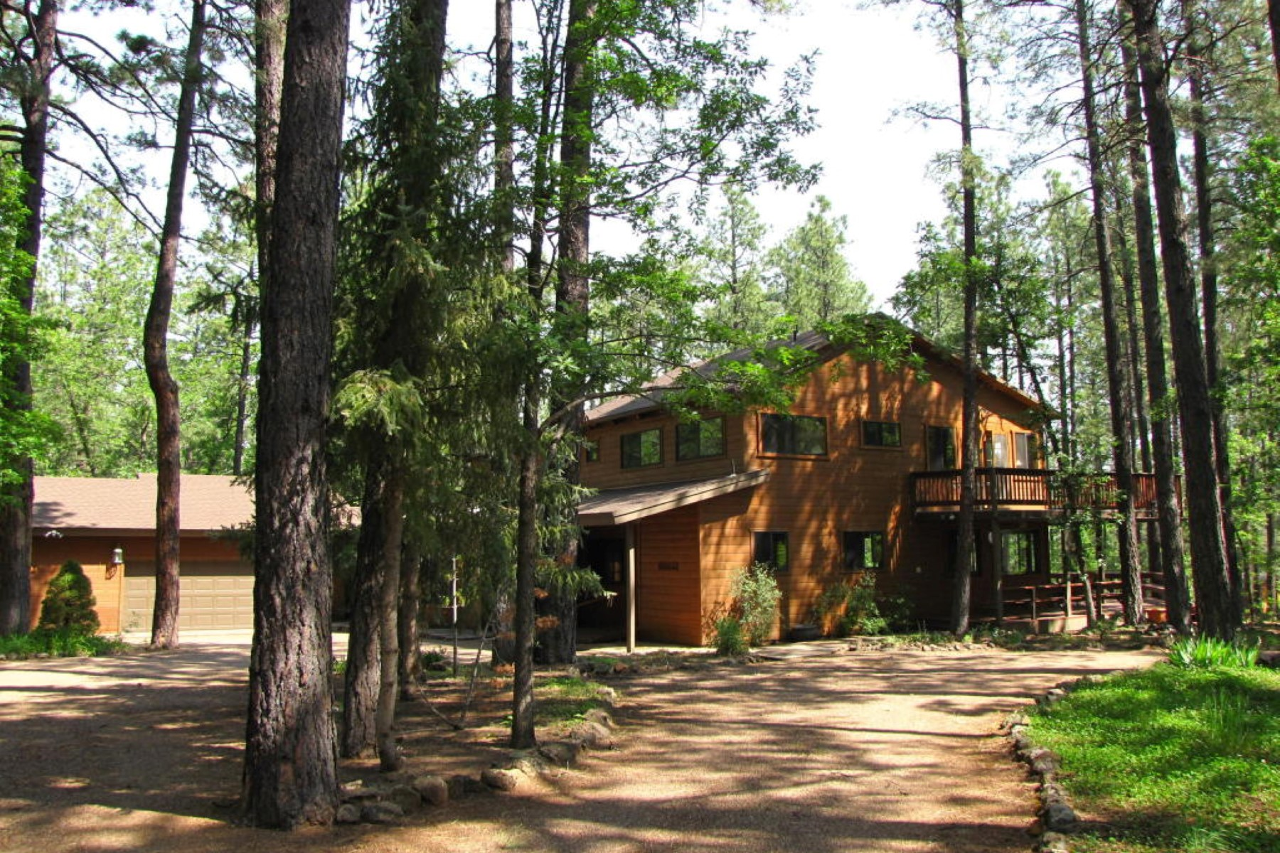 Moradia para Venda às Spacious and beautifully maintained home 2864 Aspen Loop Pinetop, Arizona, 85935 Estados Unidos