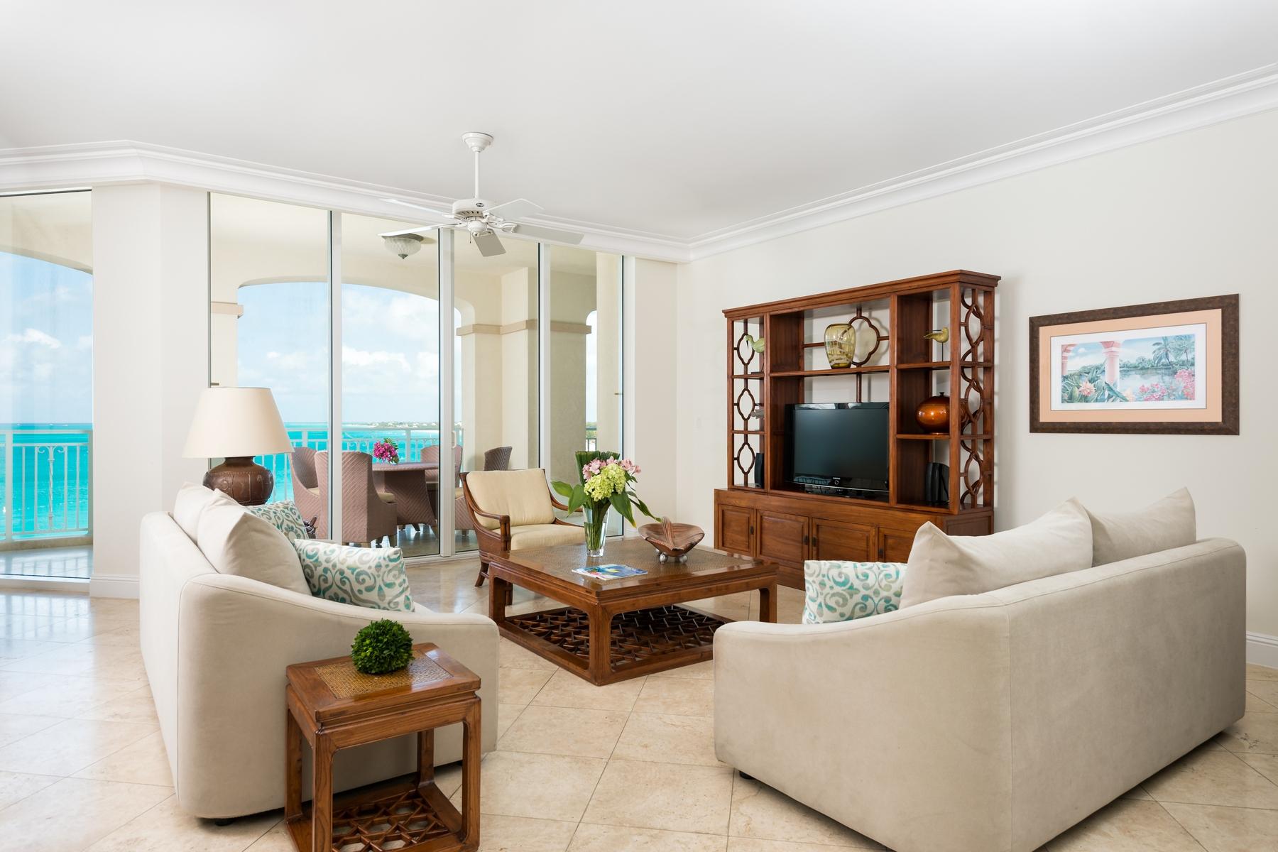 共管式独立产权公寓 为 销售 在 Seven Stars - Suite 1609/1610 Seven Stars Resort, Grace Bay, 普罗维登夏 特克斯和凯科斯群岛