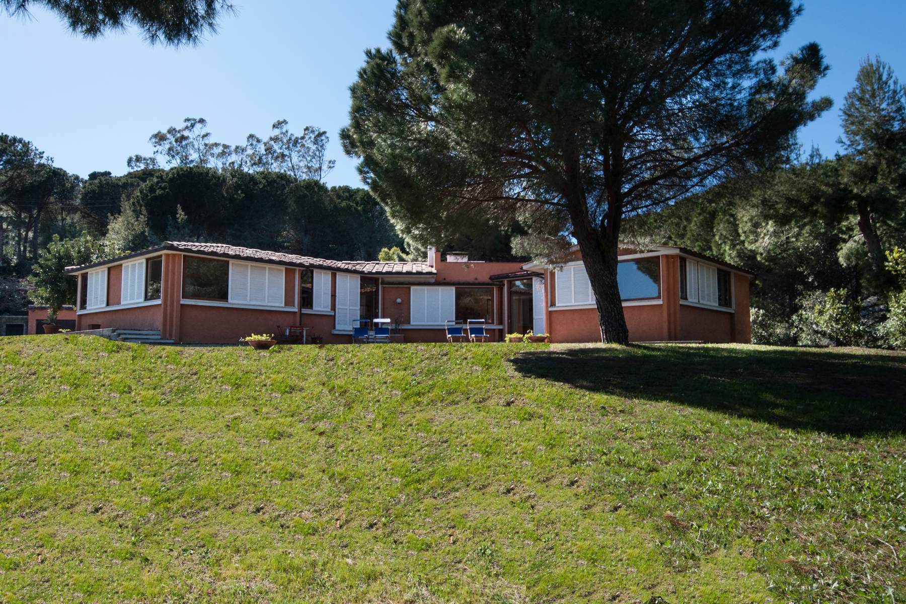 Property For Sale at Villa with panoramic view over Marina di Campo