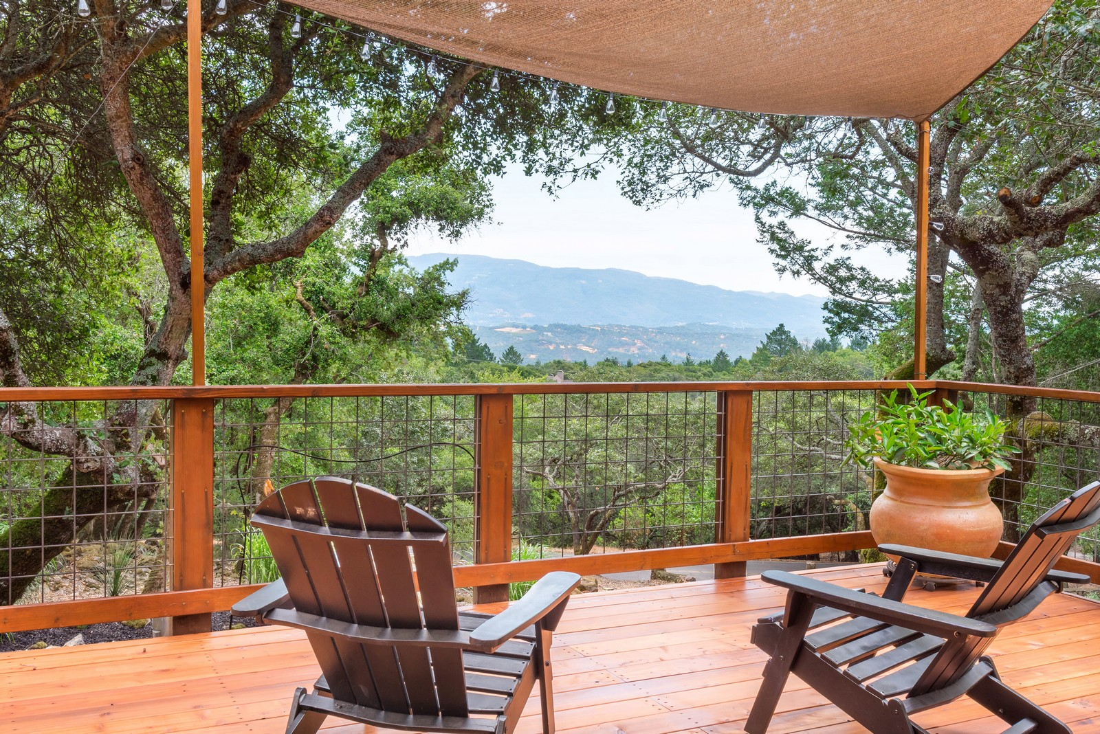 Single Family Home for Sale at Wine Country Living on Beautiful Bennett Ridge 2800 Rollo Road Santa Rosa, California, 95404 United States