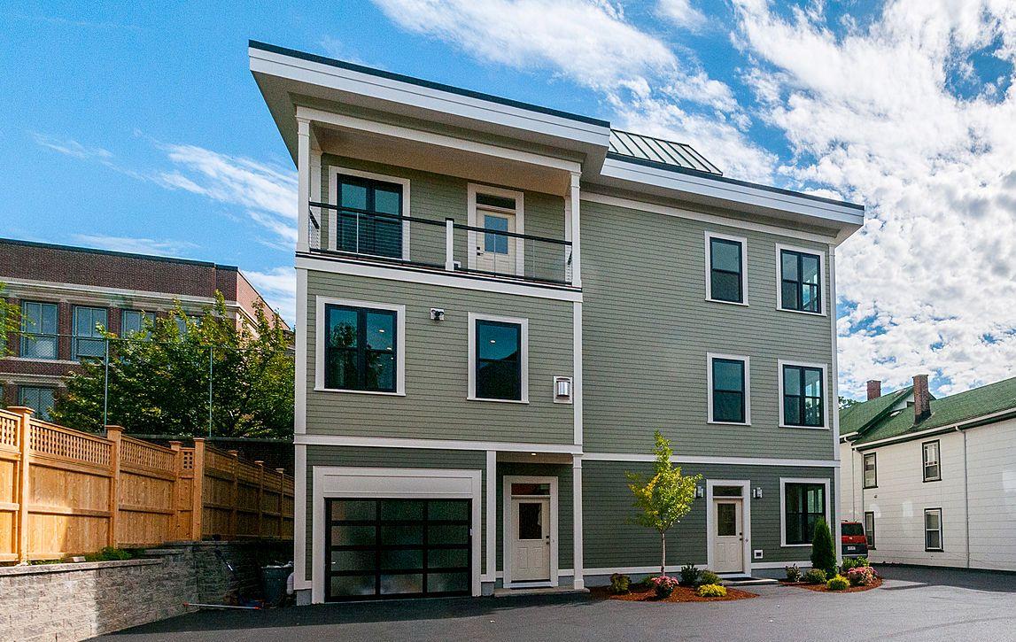 Residência urbana para Venda às Beautifully Crafted Townhouse 14 Boylston Place Jamaica Plain, Boston, Massachusetts 02130 Estados Unidos