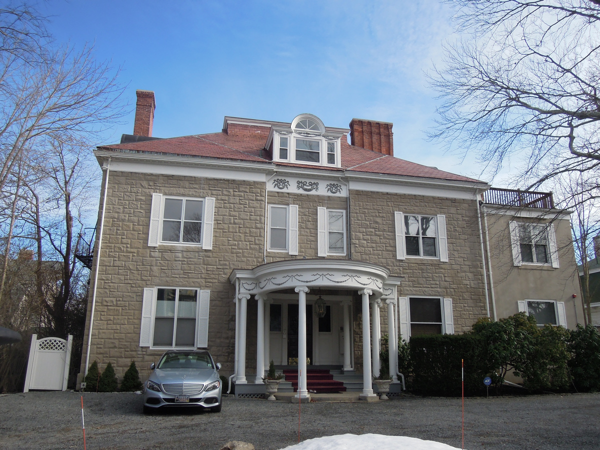 Condominium for Sale at Lansing Zabriske House 90 Rhode Island Avenue 3 Newport, Rhode Island, 02840 United States