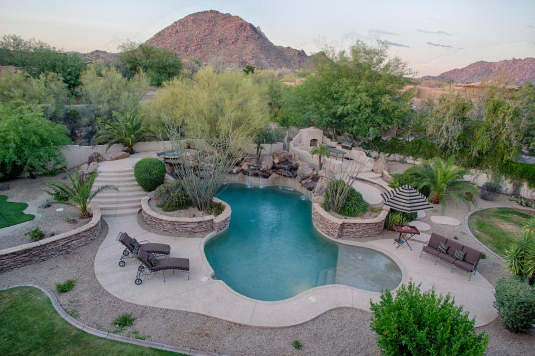 Property For Sale at Luxury and privacy in North Scottsdale