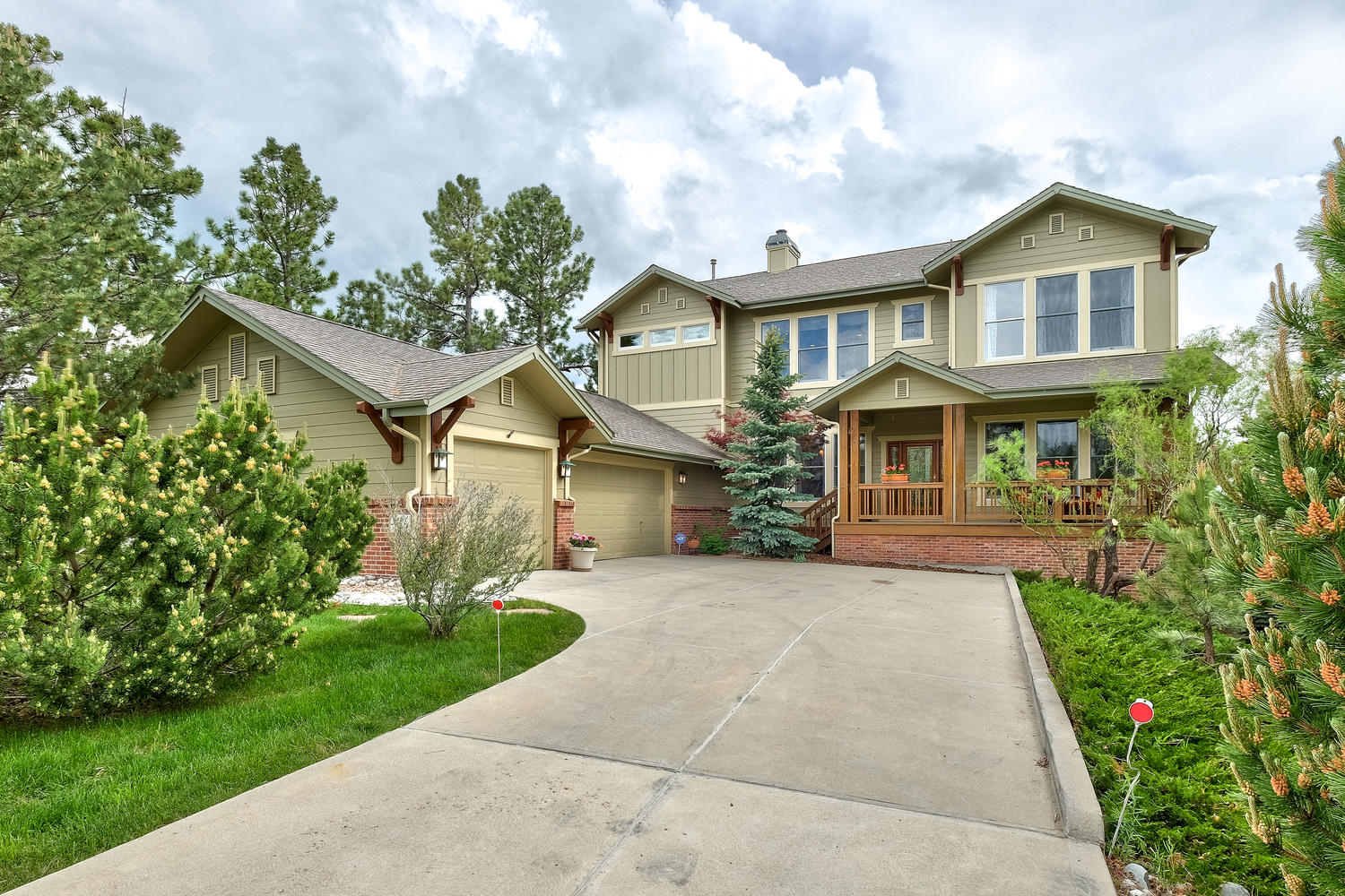 Single Family Home for Sale at 7092 Forest Ridge Cir Castle Pines, Colorado, 80108 United States