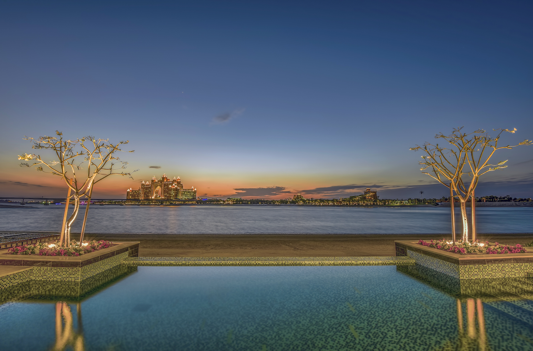 Property For Sale at Dramatic Beachscape Retreat at The Palm