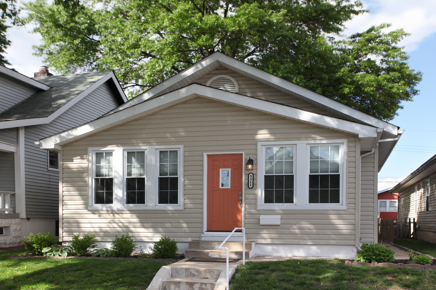 Single Family Home for Sale at Blow Street 5311 Blow Street St. Louis, Missouri, 63109 United States