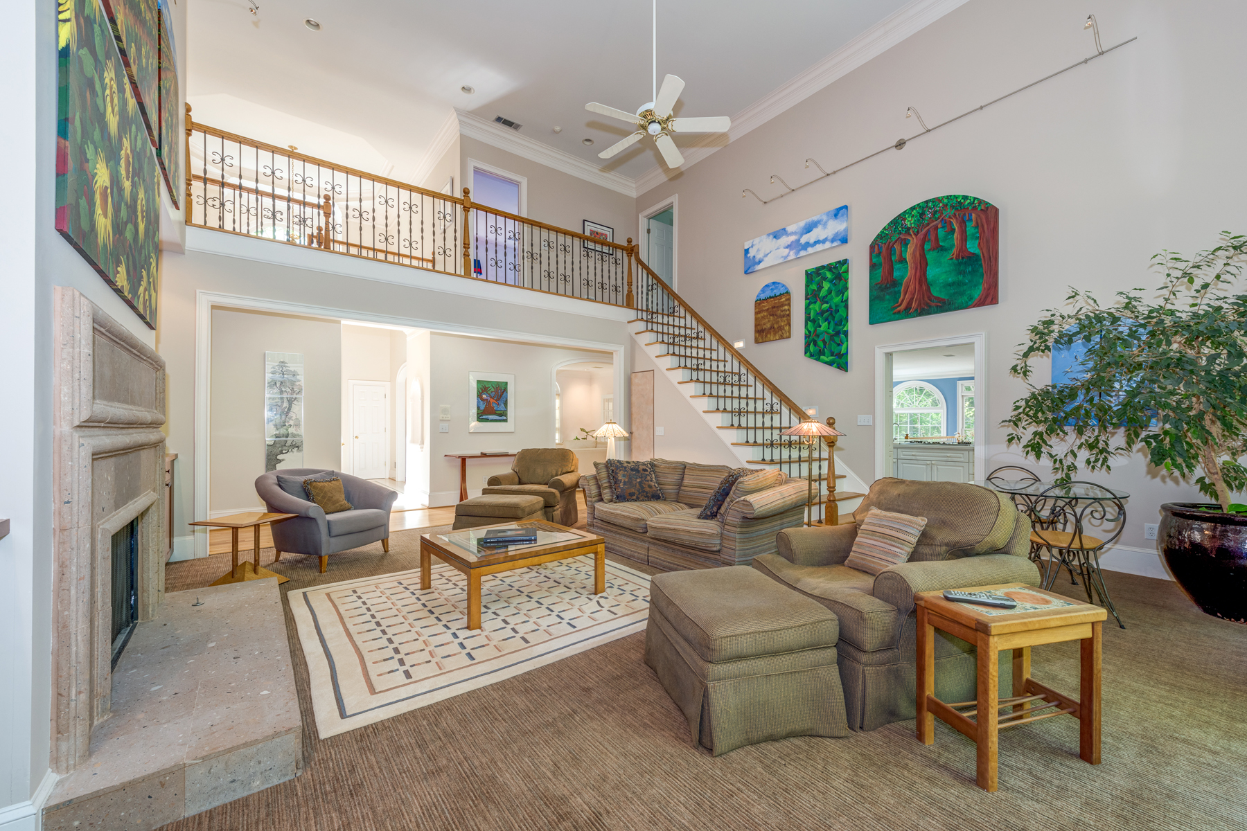 Additional photo for property listing at Amazing Home On Three Wooded Acres Of Privacy And Tranquility 664 Willow Knoll Drive SE Marietta, ジョージア 30067 アメリカ合衆国
