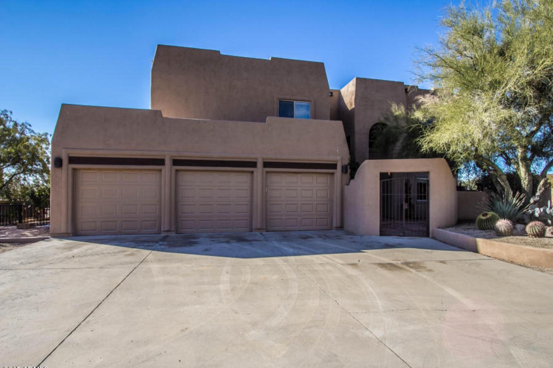 """Vivienda unifamiliar por un Venta en Stunning two-story """"ranch-style"""" home 33101 N 82nd St Scottsdale, Arizona 85262 Estados Unidos"""