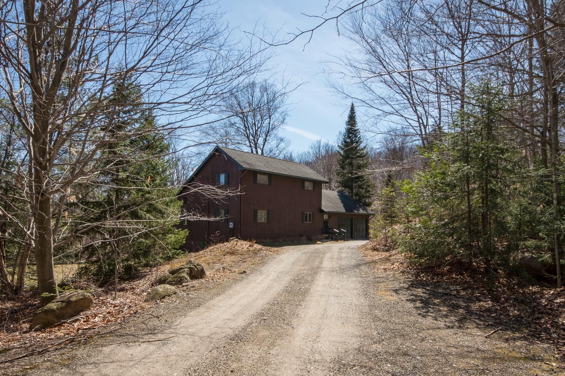 단독 가정 주택 용 매매 에 Babbling Brook Lodge 17 Amanda Dr Lake Placid, 뉴욕, 12946 미국